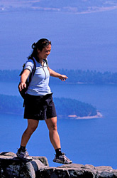 Washington and British Columbia Walking Trips